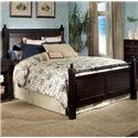 Linwood Furniture Villages of Gulf Breeze King Poster Bed - Item Number: 101-154C