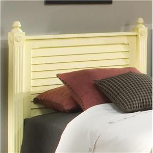Villages of Gulf Breeze Twin Poster Headboard by Linwood Furniture