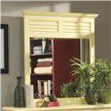 Linwood Furniture Villages of Gulf Breeze Landscape Wall Mirror - Item Number: 103-205