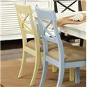 Linwood Furniture Villages of Gulf Breeze Side Chairs - Item Number: 103-880
