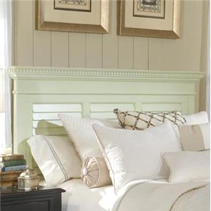Linwood Furniture Villages Of Gulf Breeze King Panel Headboard