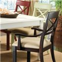 Linwood Furniture Villages of Gulf Breeze Side Chairs - Item Number: 104-880