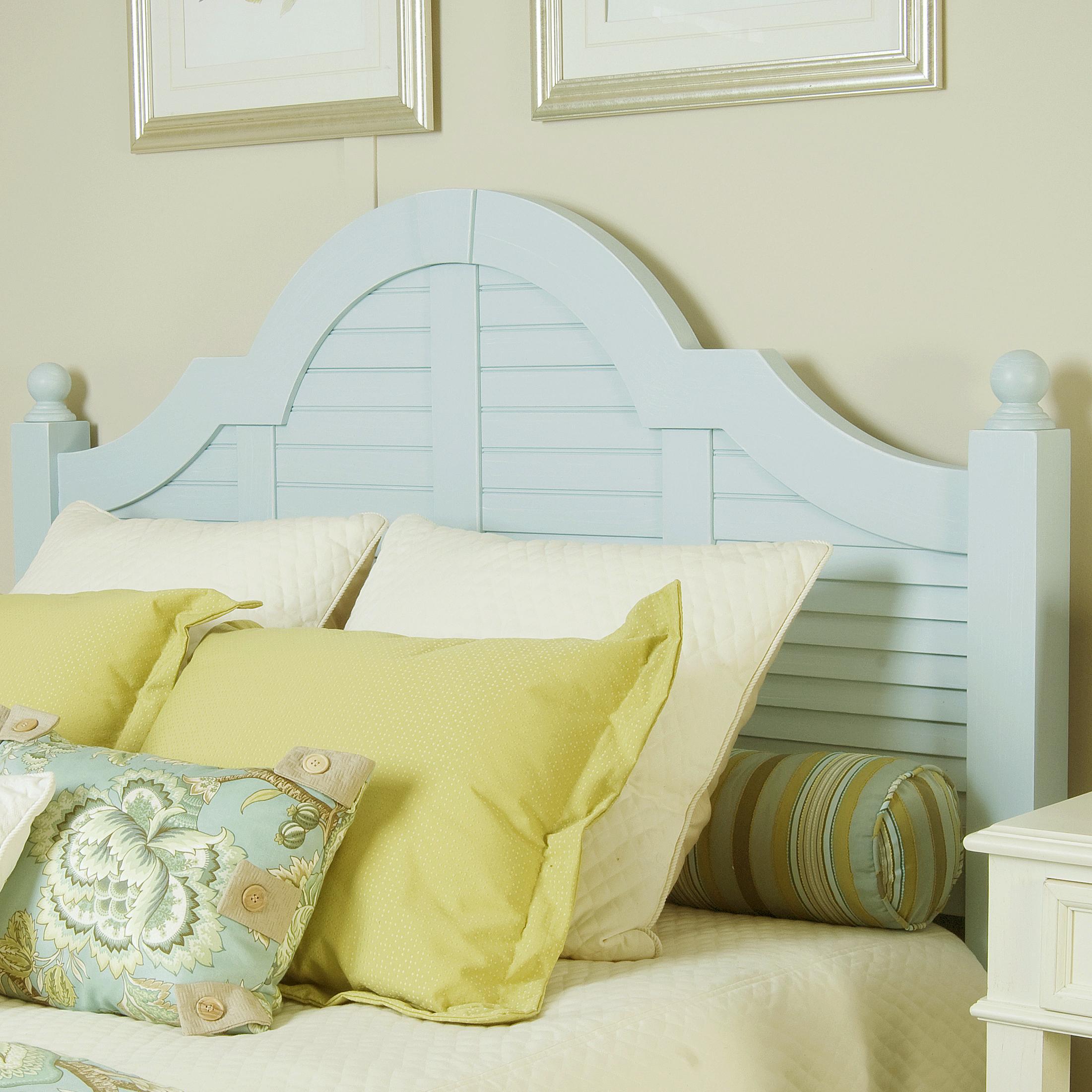 Linwood Furniture Villages Of Gulf Breeze Queen Shutter Headboard   AHFA    Headboard Dealer Locator
