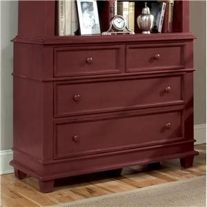 Linwood Furniture Villages of Gulf Breeze Single Dresser