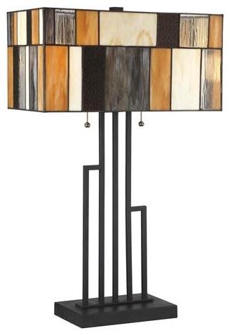 Concertina Table Lamp