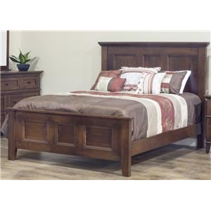 L.J. Gascho Furniture Brentwood Brentwood King Bed