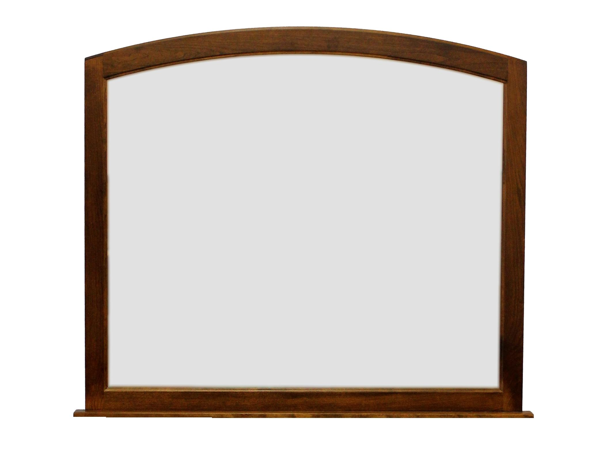 L.J. Gascho Furniture Covington Cairnbrook Mirror - Item Number: 2004-00