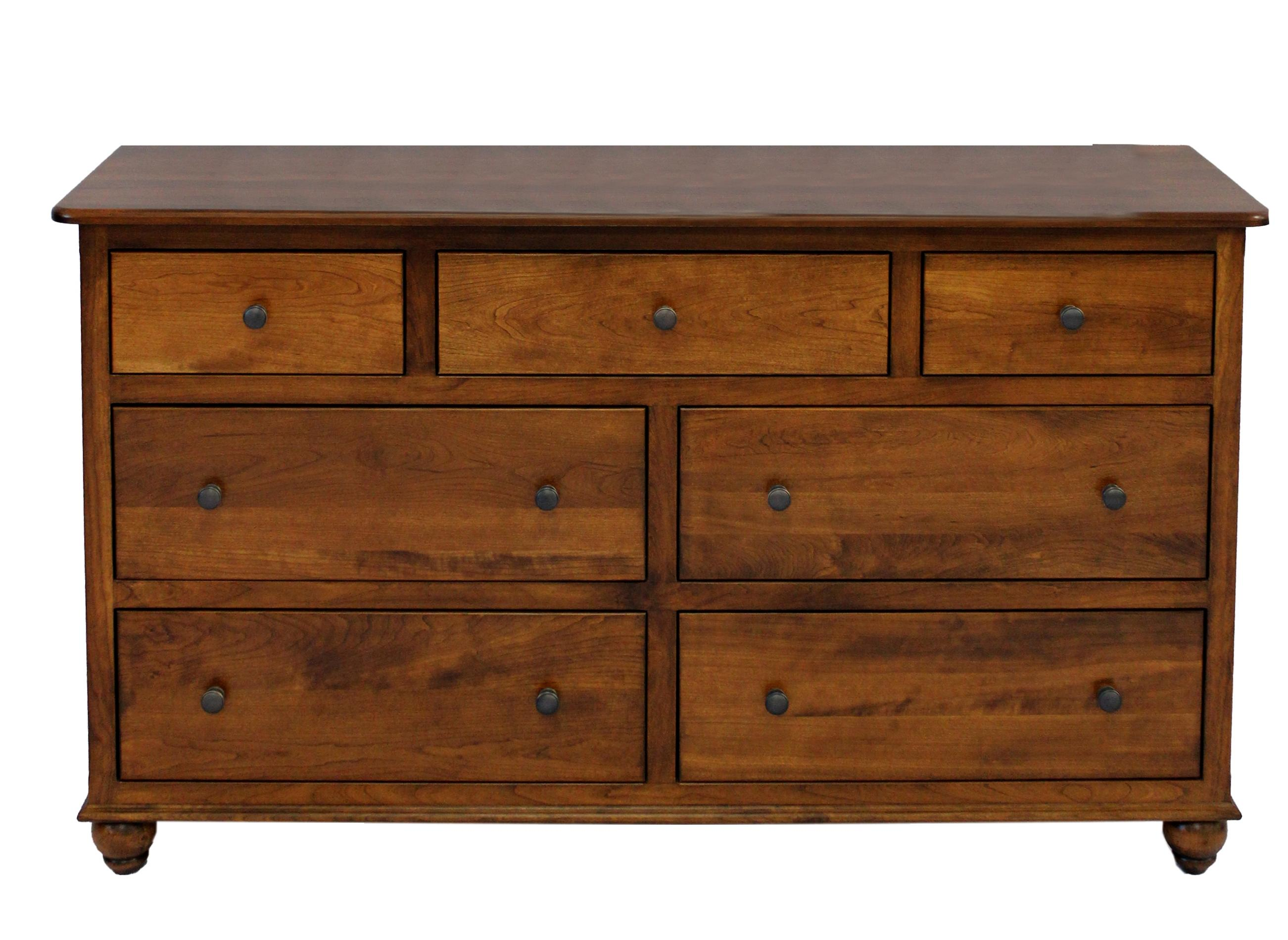 L.J. Gascho Furniture Covington Covington Dresser - Item Number: 2040-62
