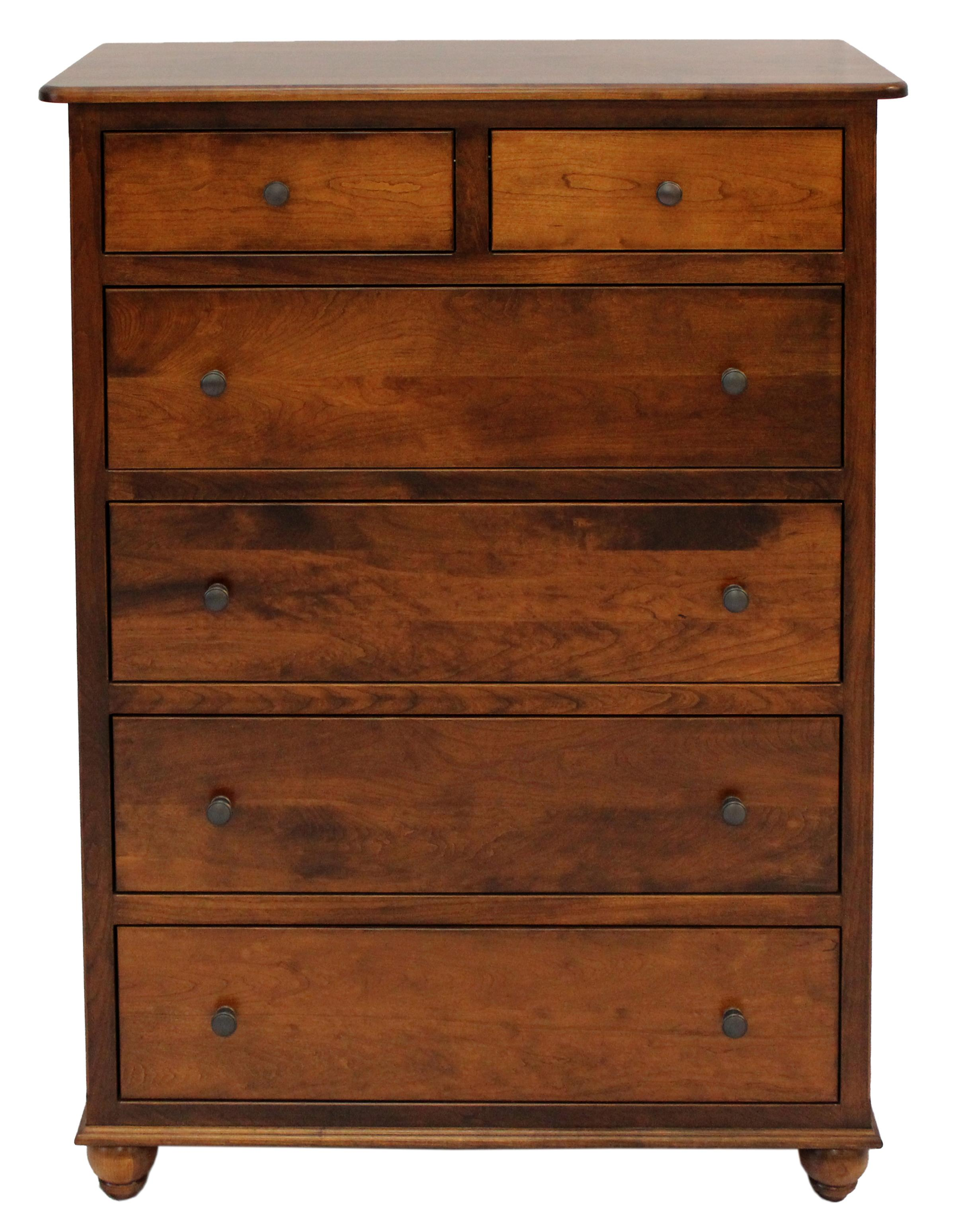 L.J. Gascho Furniture Covington Convington Chest - Item Number: 2151-56
