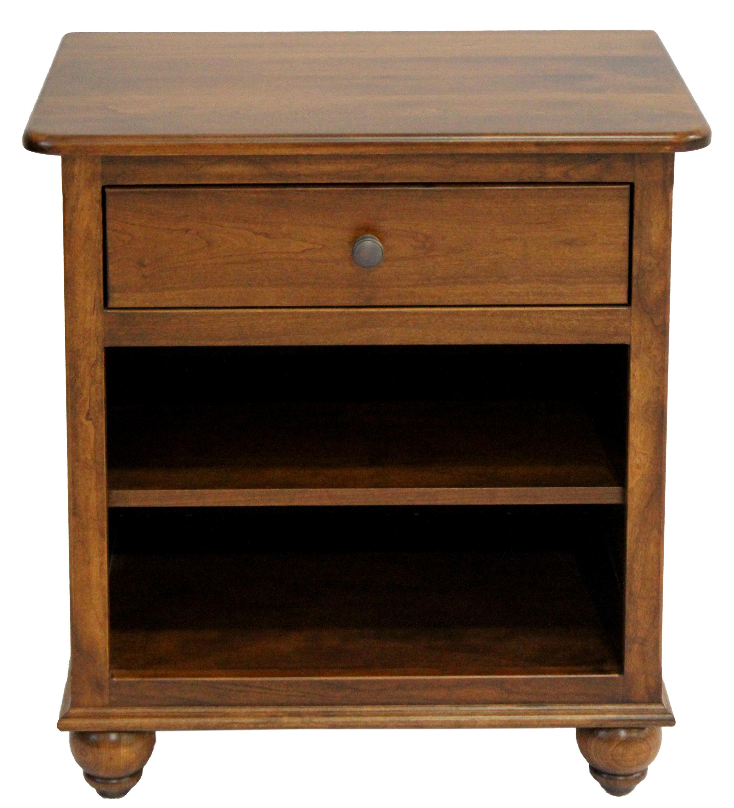 L.J. Gascho Furniture Covington Covington Nightstand - Item Number: 2350-26