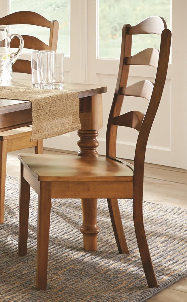 L.J. Gascho Furniture Colfax Colfax Side Chair - Item Number: 660186169