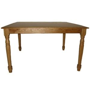 American Amish Hudson  Square Kitchen Table