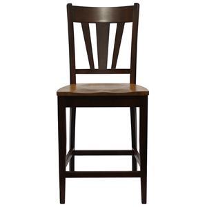 L.J. Gascho Furniture Larkin Larkin Barstool