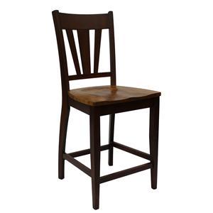 L.J. Gascho Furniture Larkin Larkin Counter Stool