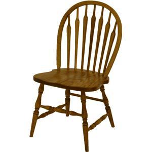 L.J. Gascho Furniture Oak Ridge  Dining Side Chair