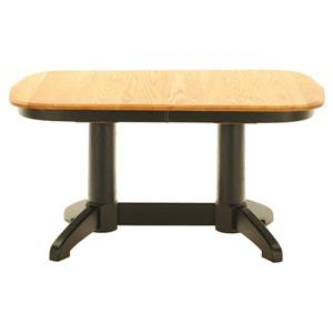 American Amish Split Rock Casual Kitchen Table