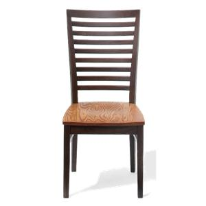 American Amish Split Rock Dining Side Chair