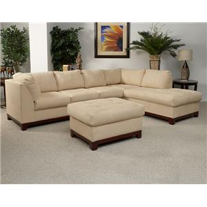 Lloyd S Of Chatham 280 Two Piece Sectional