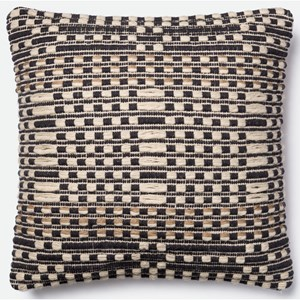 "Loloi Rugs Accent Pillows 22"" X 22"" Down Pillow"