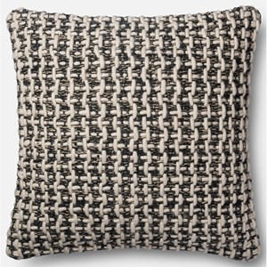 """Loloi Rugs Accent Pillows 22"""" X 22"""" Down Pillow"""