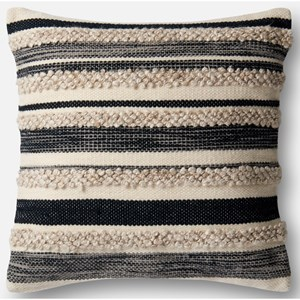 "Loloi Rugs Accent Pillows 22"" X 22"" Cover w/Poly"