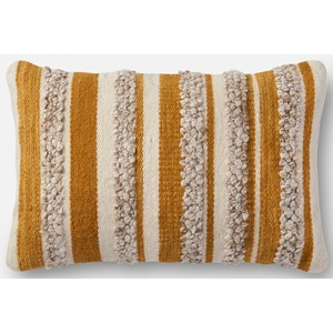 "Loloi Rugs Accent Pillows 13"" X 21"" Cover w/Poly"