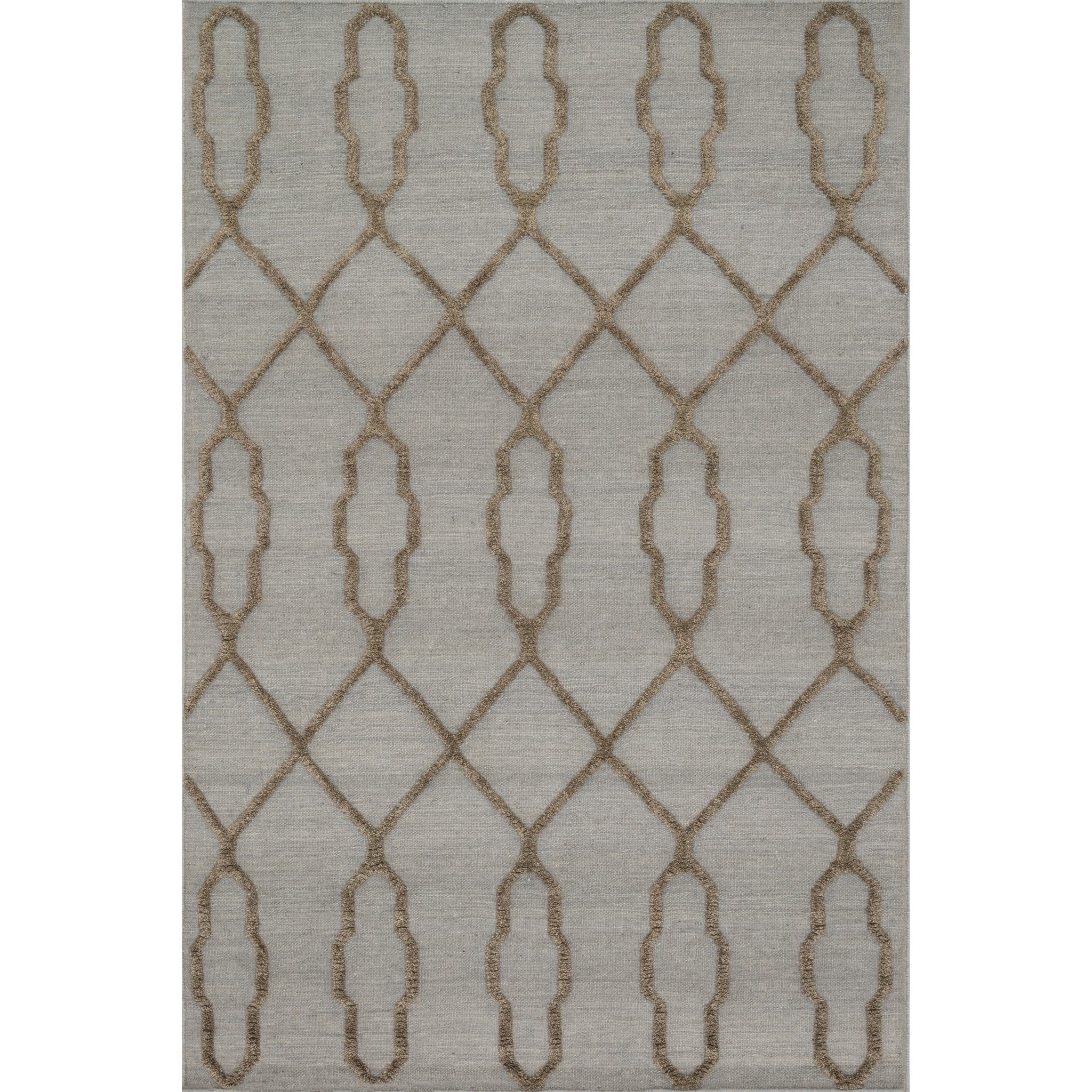 """Adler 3'-6"""" x 5'-6"""" Area Rug by Loloi Rugs at Virginia Furniture Market"""