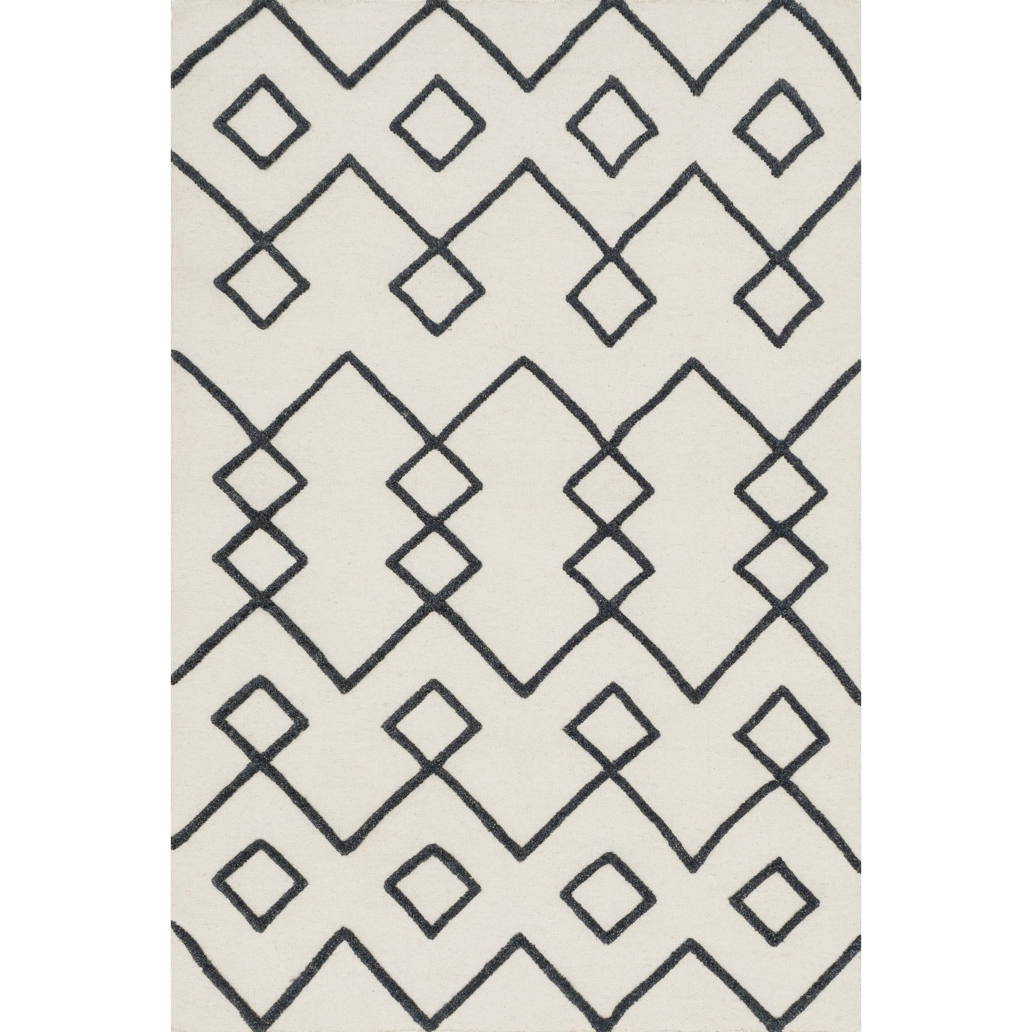 "Adler 5'-0"" x 7'-6"" Area Rug by Loloi Rugs at Virginia Furniture Market"
