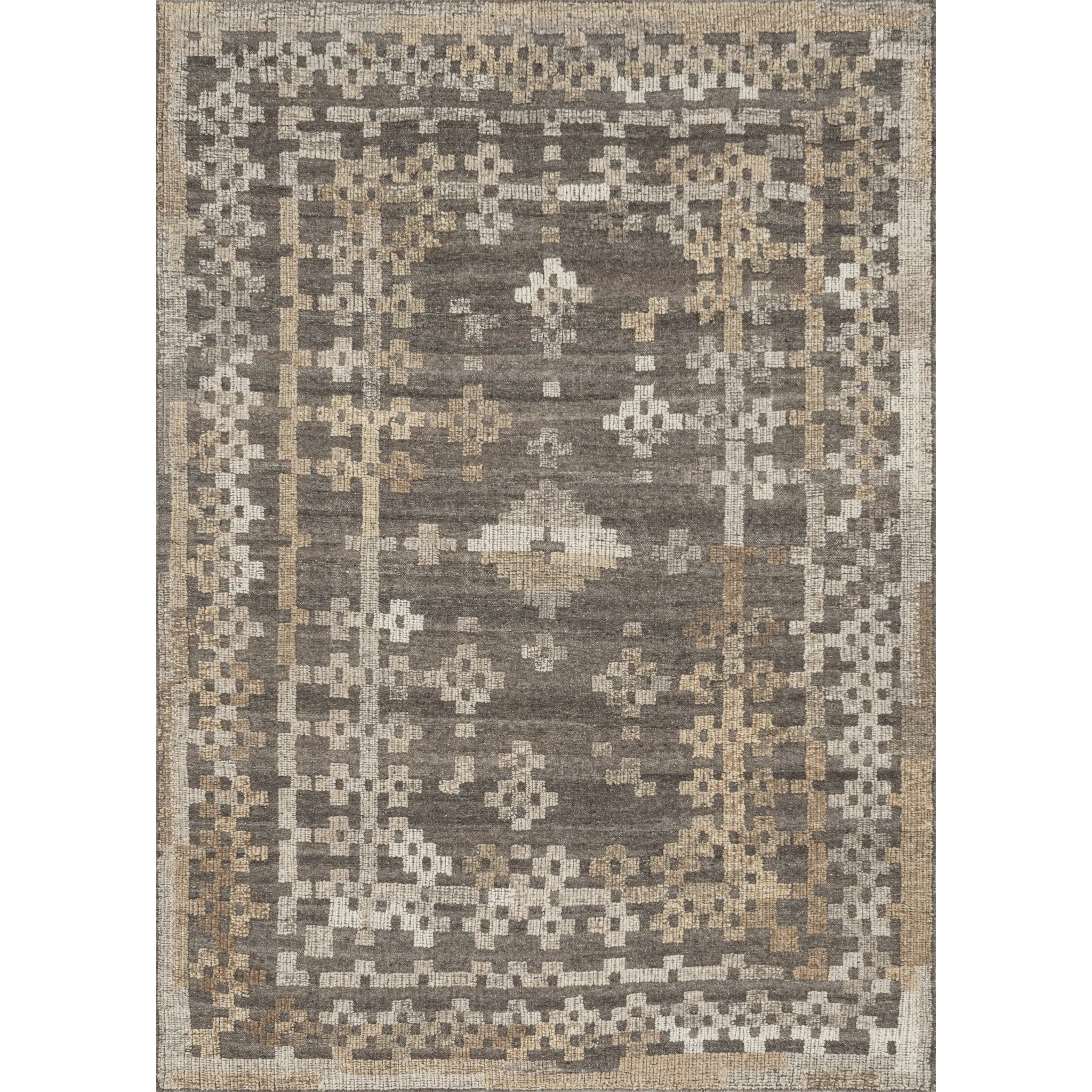 "Akina 7'-9"" x 9'-9"" Area Rug by Loloi Rugs at Virginia Furniture Market"