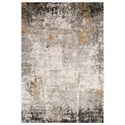 """Reeds Rugs Alchemy 9' 9"""" x 13' 6"""" Granite/Gold Rug - Item Number: ALCALC021014GNGO"""