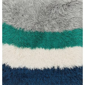 "1'6"" x 1'6""  Color Block / 01 Rug"