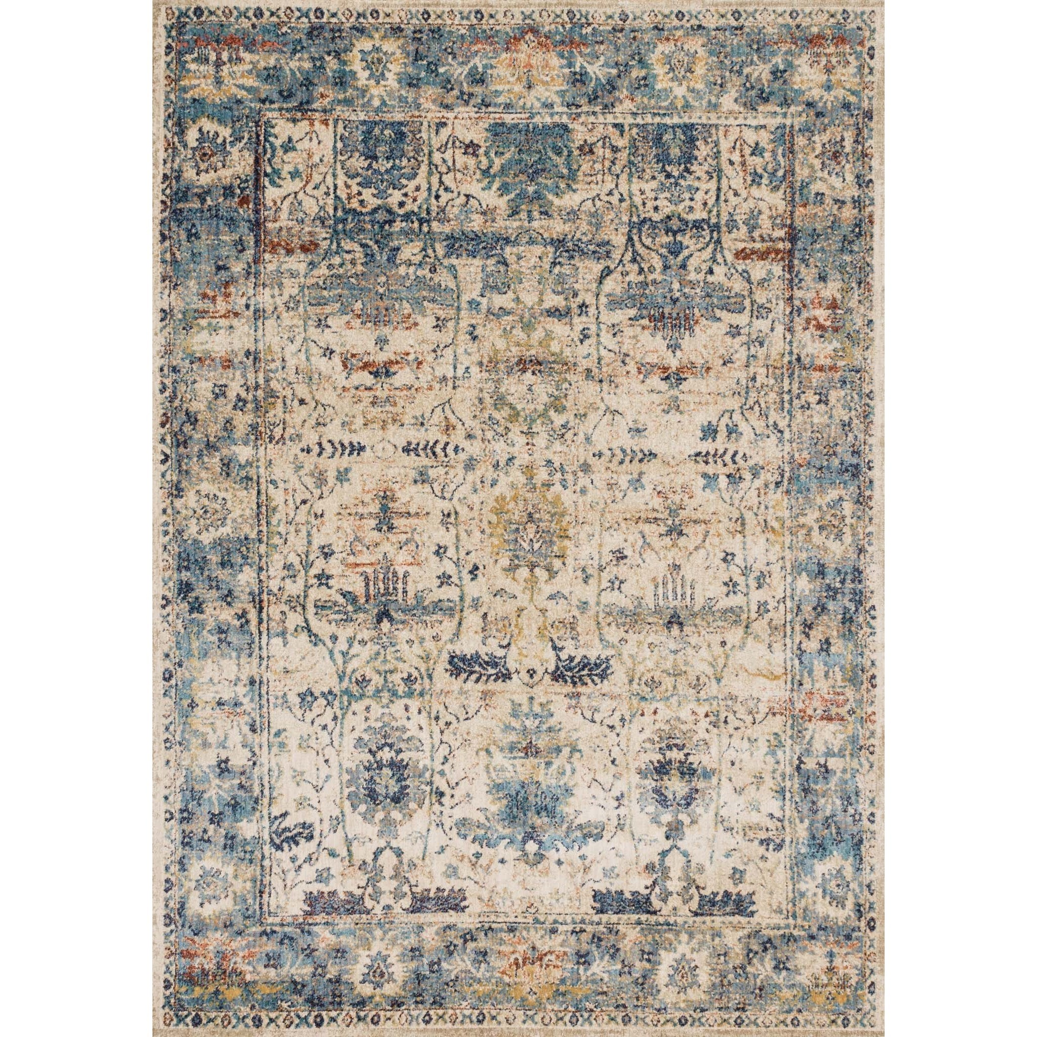 "Anastasia 3'-7"" X 5'-7"" Area Rug by Loloi Rugs at Virginia Furniture Market"