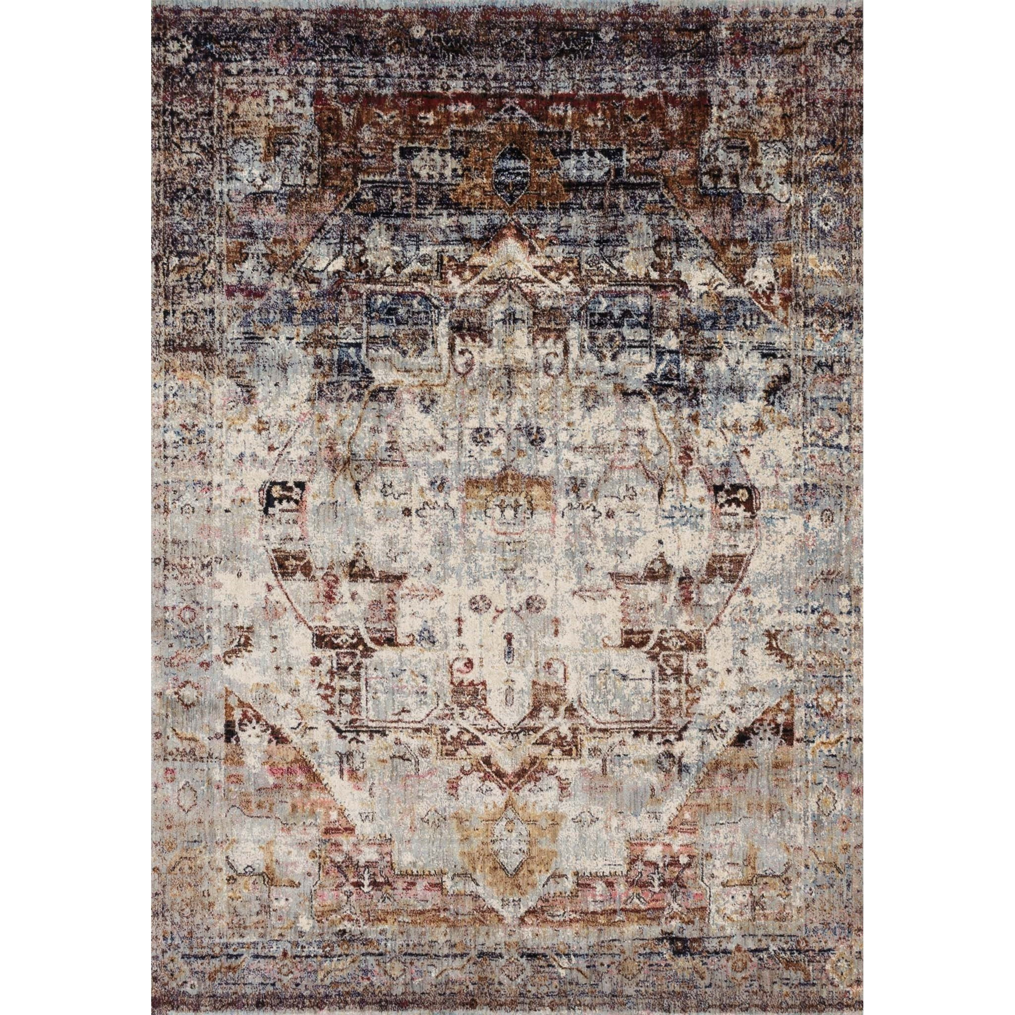 "Anastasia 9'-6"" X 13' Area Rug by Loloi Rugs at Virginia Furniture Market"