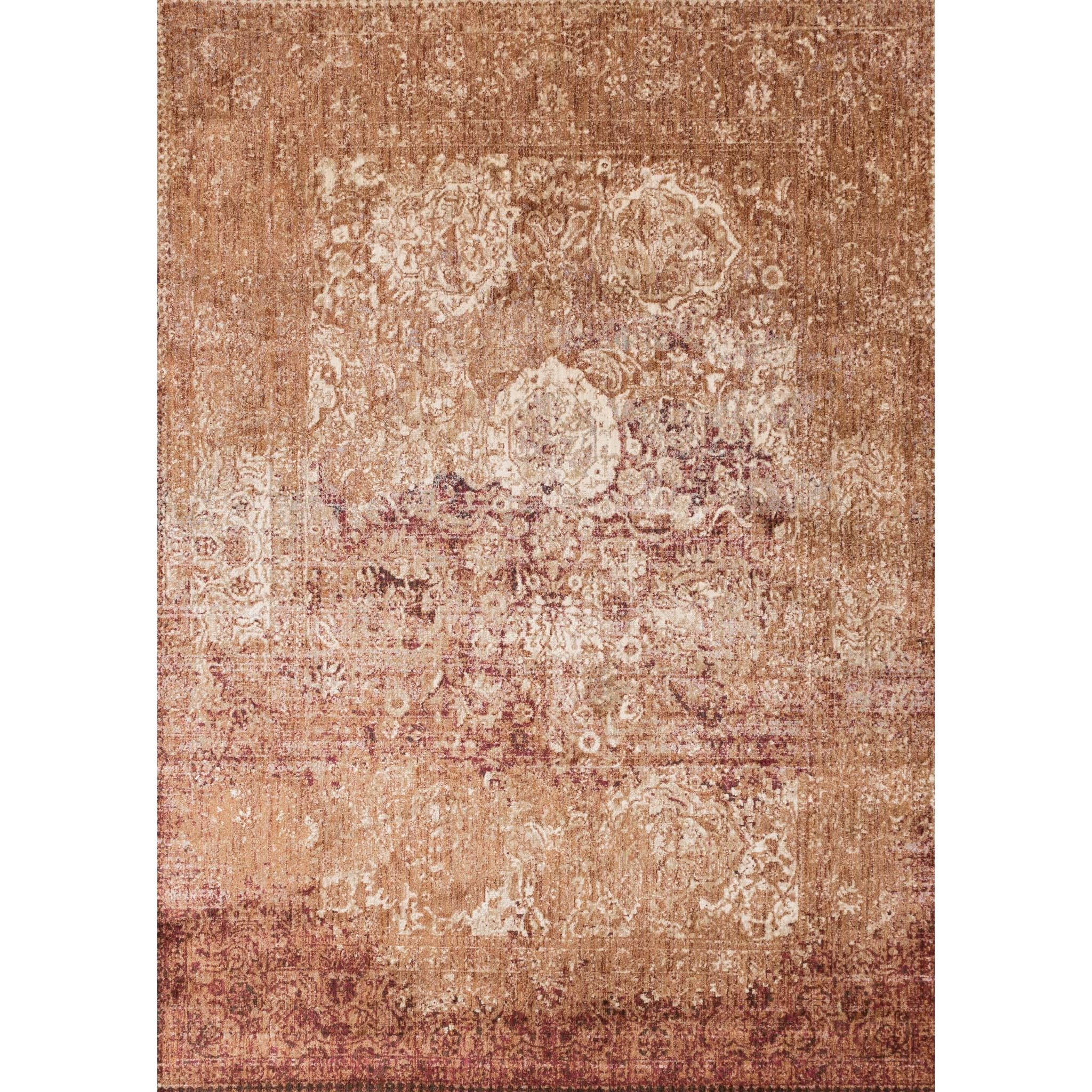 "Anastasia 5'-3"" X 7'-8"" Area Rug by Loloi Rugs at Virginia Furniture Market"