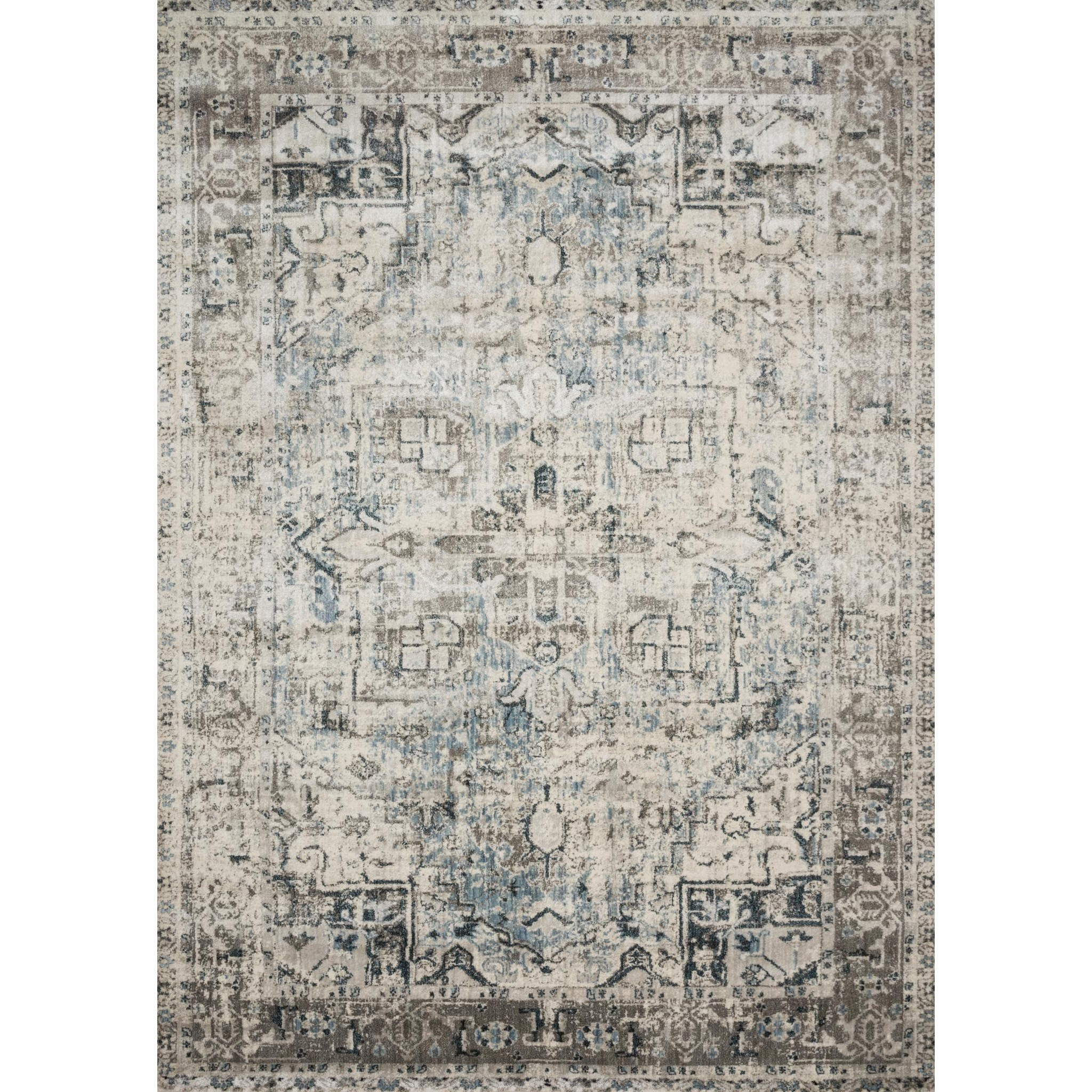 "Anastasia 2'-7"" x 4' Rug by Loloi Rugs at Sprintz Furniture"