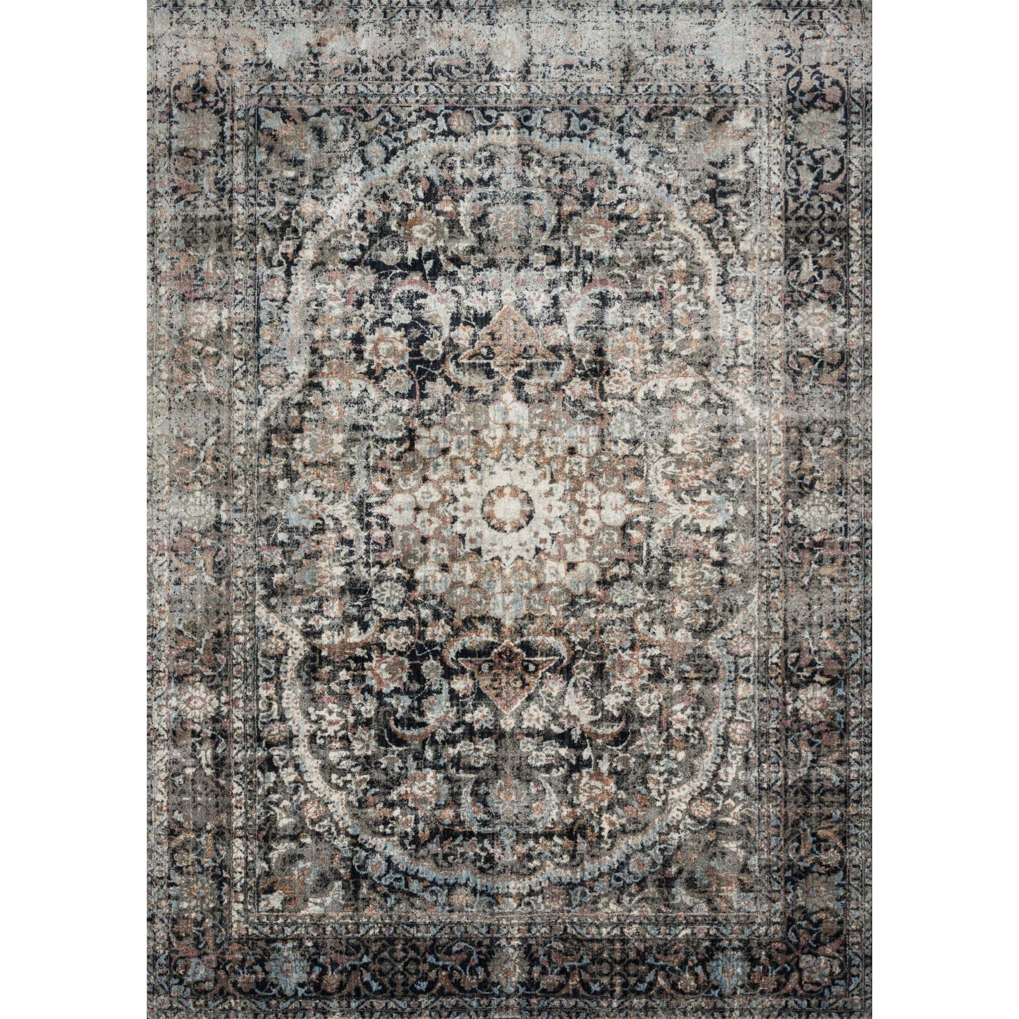 "Anastasia 5'-3"" x 7'-8"" Rug by Loloi Rugs at Virginia Furniture Market"