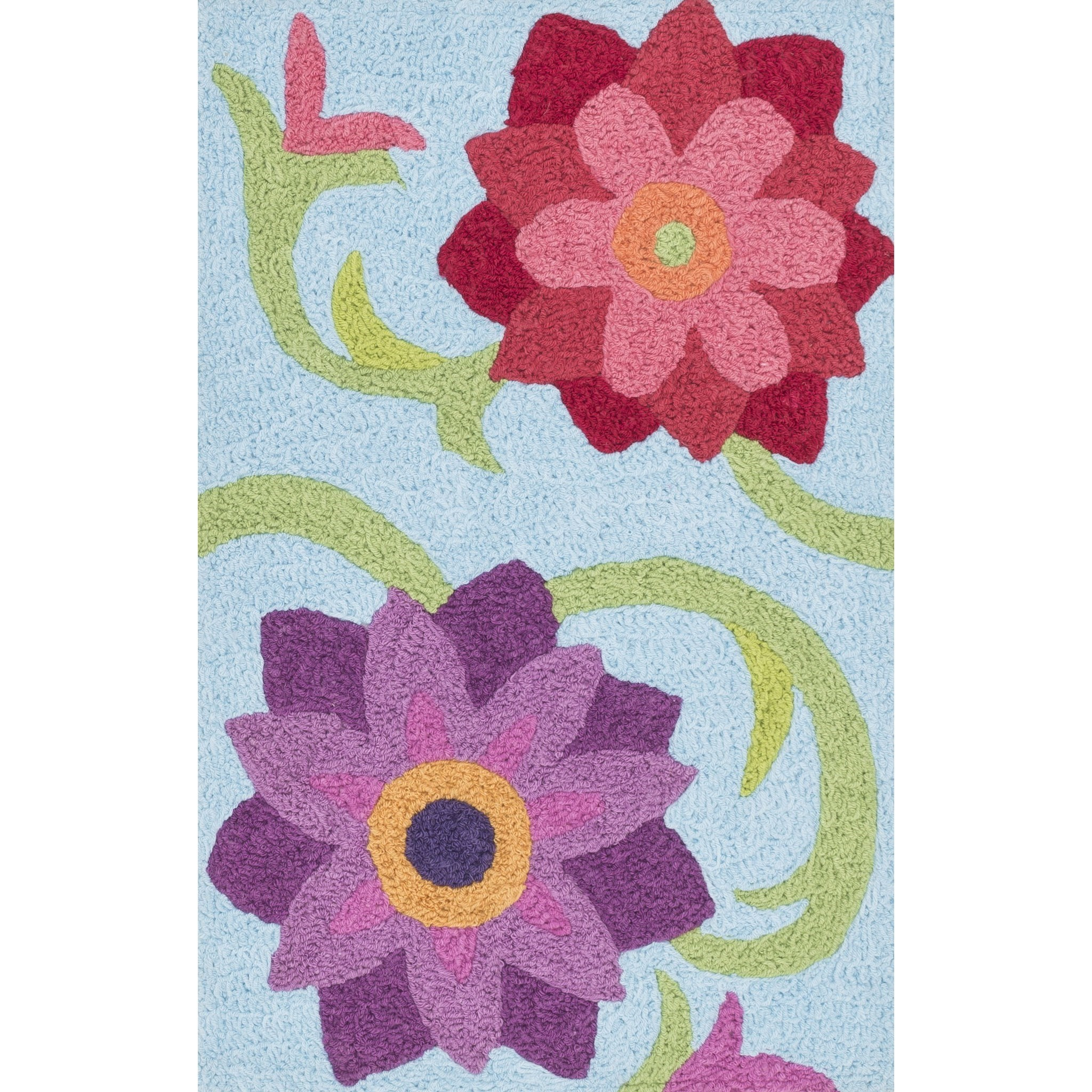 "1'-9"" X 2'-9"" Hearth Area Rug"