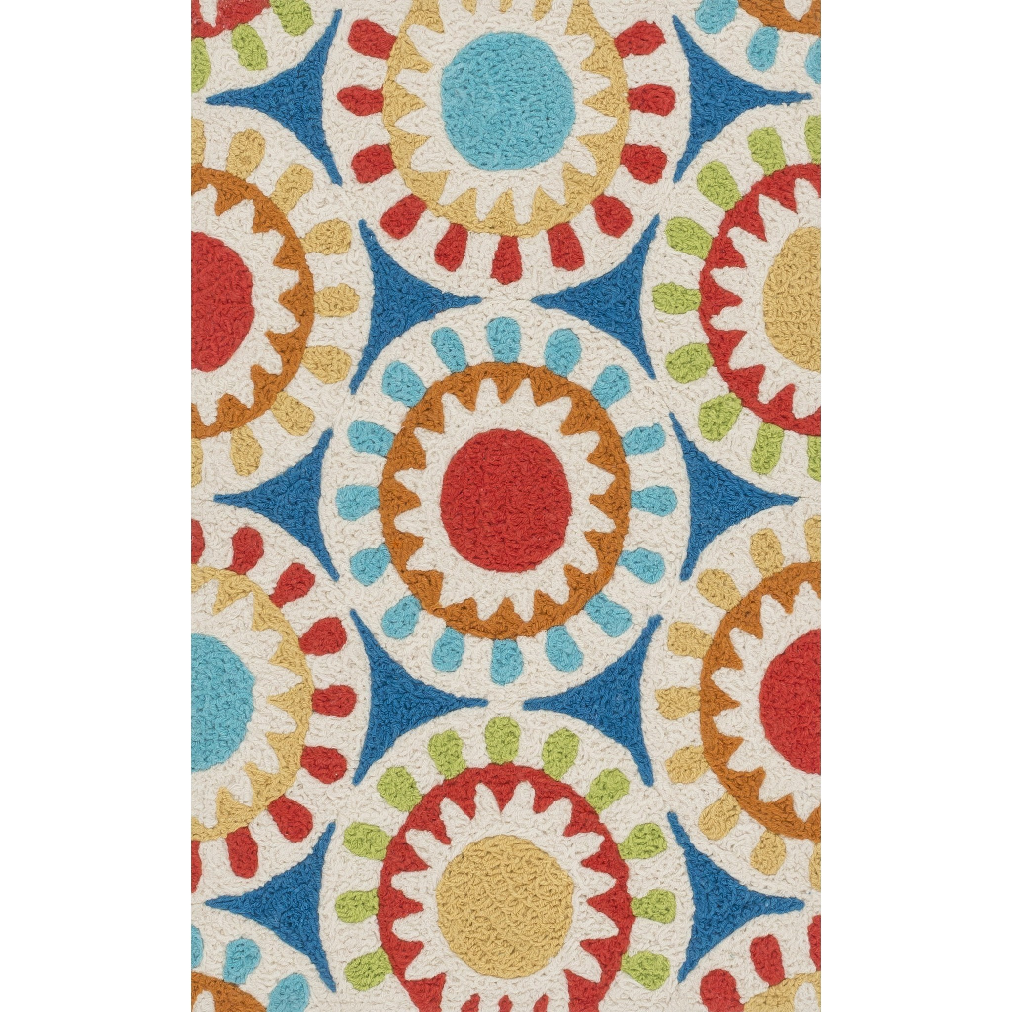 "Angelou 1'-9"" X 2'-9"" Hearth Area Rug by Loloi Rugs at Virginia Furniture Market"