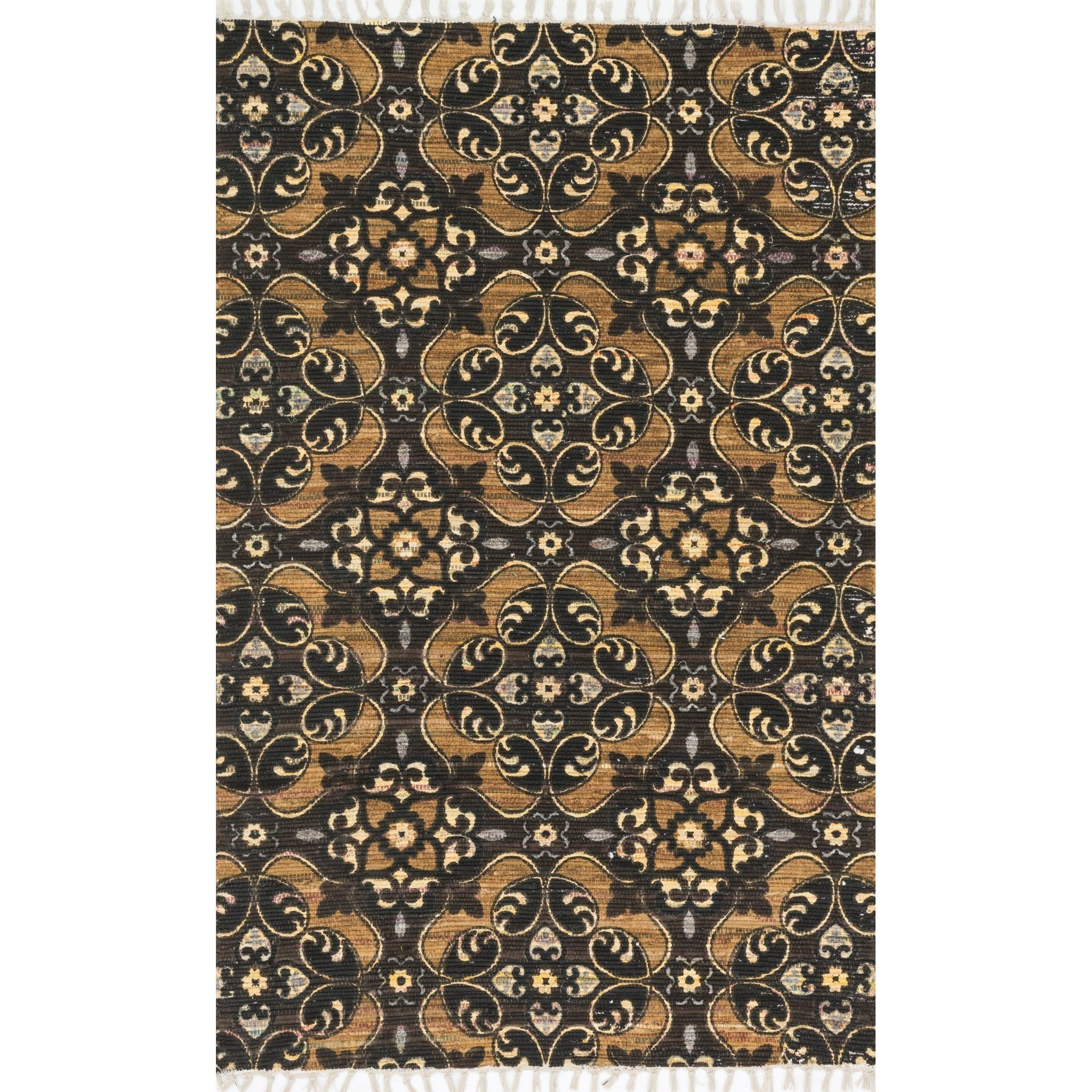"Aria 3'-6"" x 5'-6"" Area Rug by Loloi Rugs at Virginia Furniture Market"