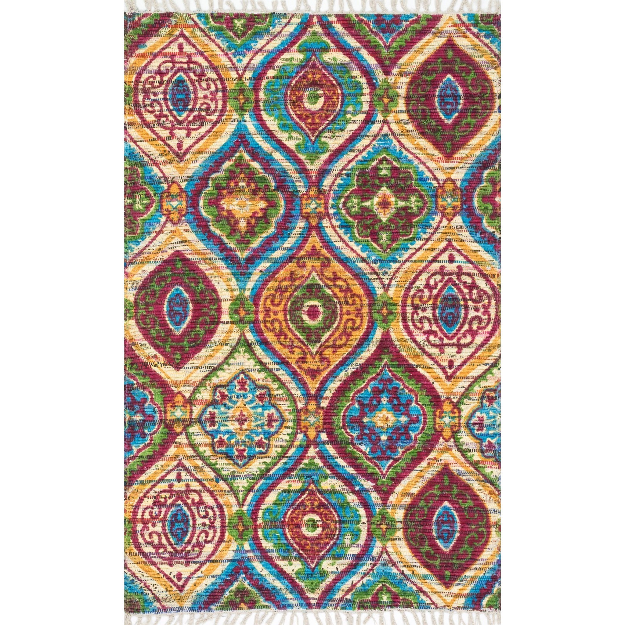"Aria 1'-9"" X 5' Area Rug by Loloi Rugs at Sprintz Furniture"