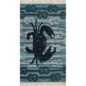 """Reeds Rugs Aria 2'-3"""" x 3'-9"""" Area Rug - Item Number: ARIAHAR21LBNV2339"""