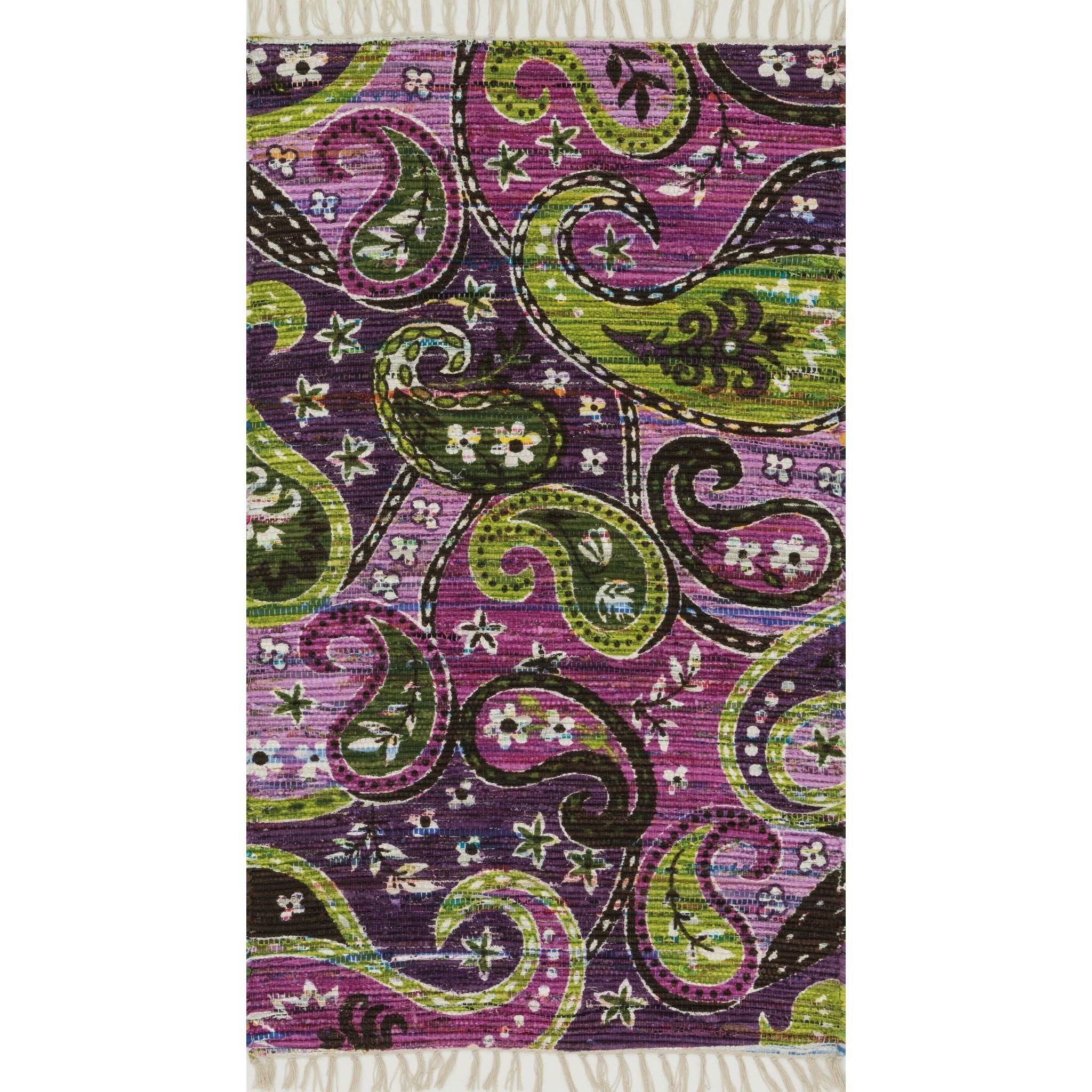 "Aria 2'-3"" x 3'-9"" Area Rug by Loloi Rugs at Sprintz Furniture"