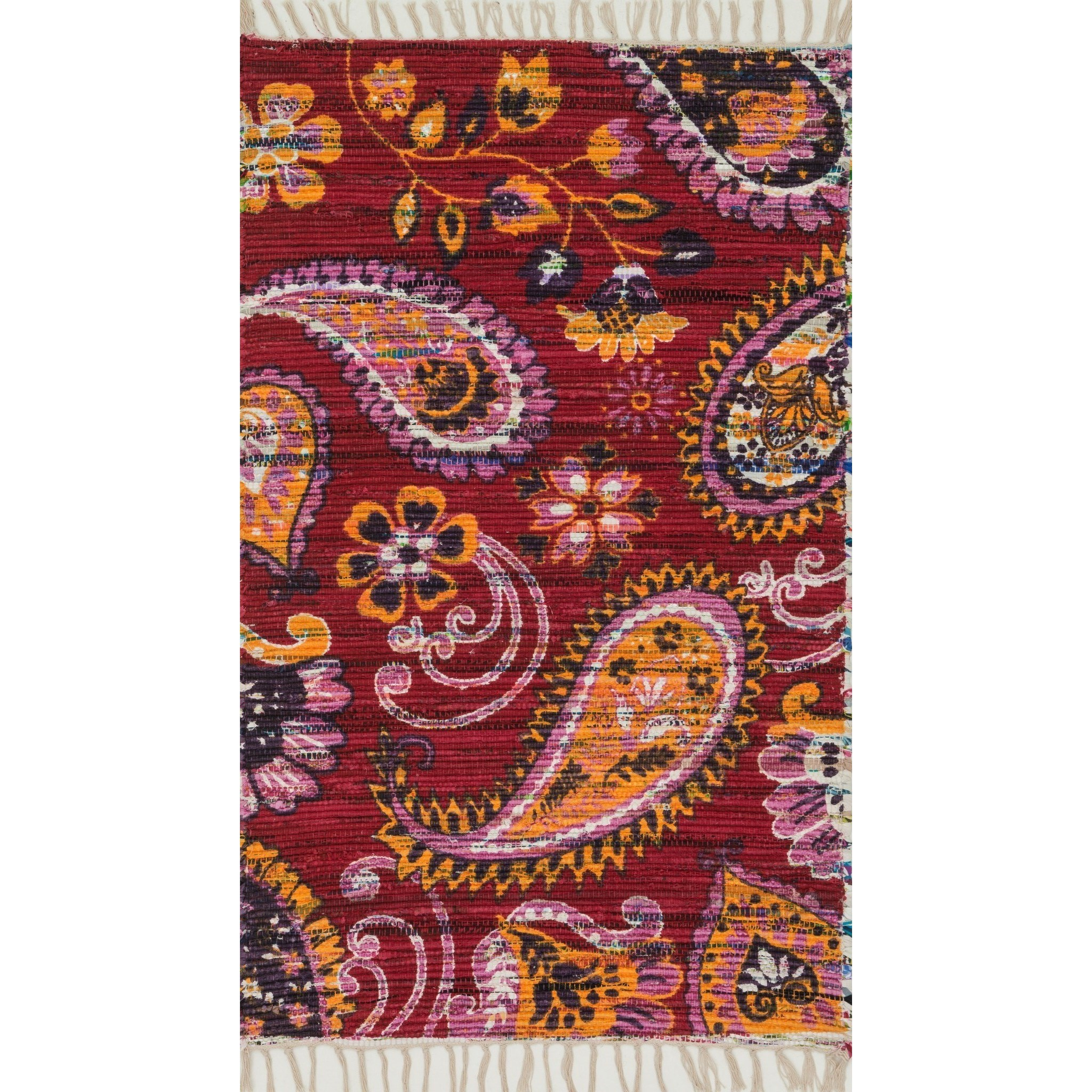 "Aria 3'-6"" x 5'-6"" Area Rug by Loloi Rugs at Sprintz Furniture"