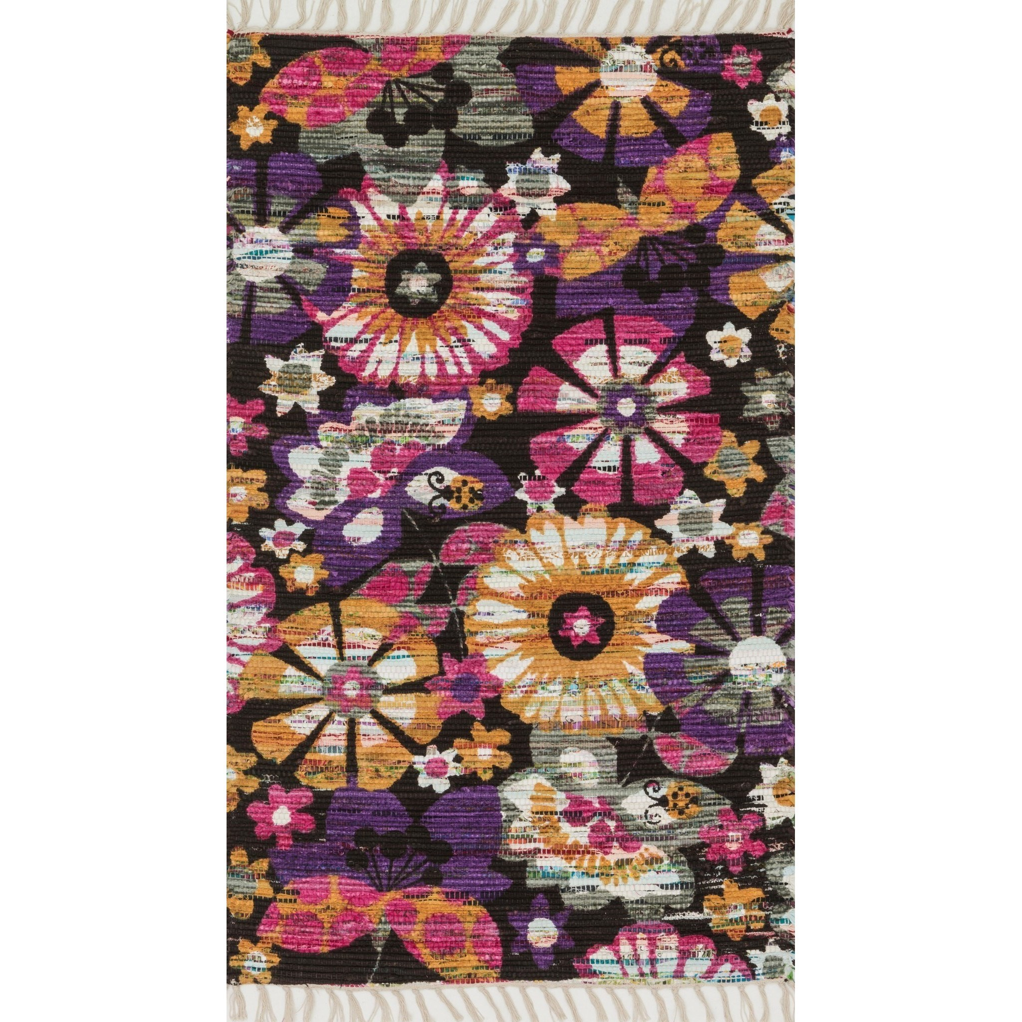 """Aria 3'-6"""" x 5'-6"""" Area Rug by Loloi Rugs at Sprintz Furniture"""