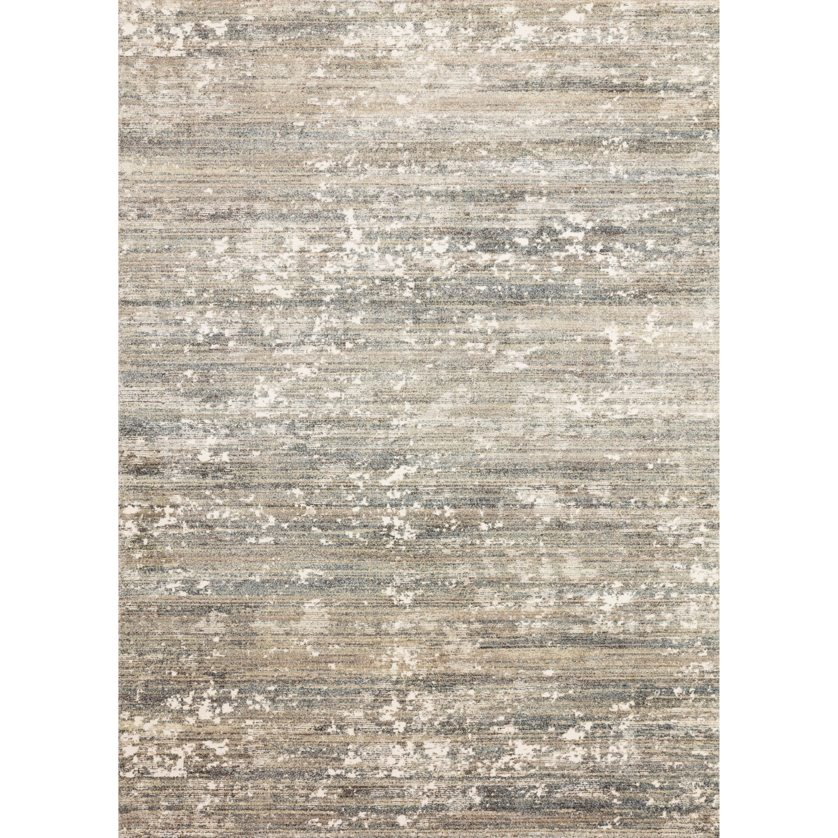 "Augustus 7'10"" x 10'10"" Fog Rug by Loloi Rugs at Virginia Furniture Market"
