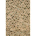 "Loloi Rugs BEACON 2'-3"" X 3'-9"" Rug - Item Number: BEACBU-03AQ002339"