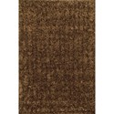 "Loloi Rugs Carrera Shag 5'-0"" x 7'-6"" Area Rug - Item Number: CARRCG-01BR005076"