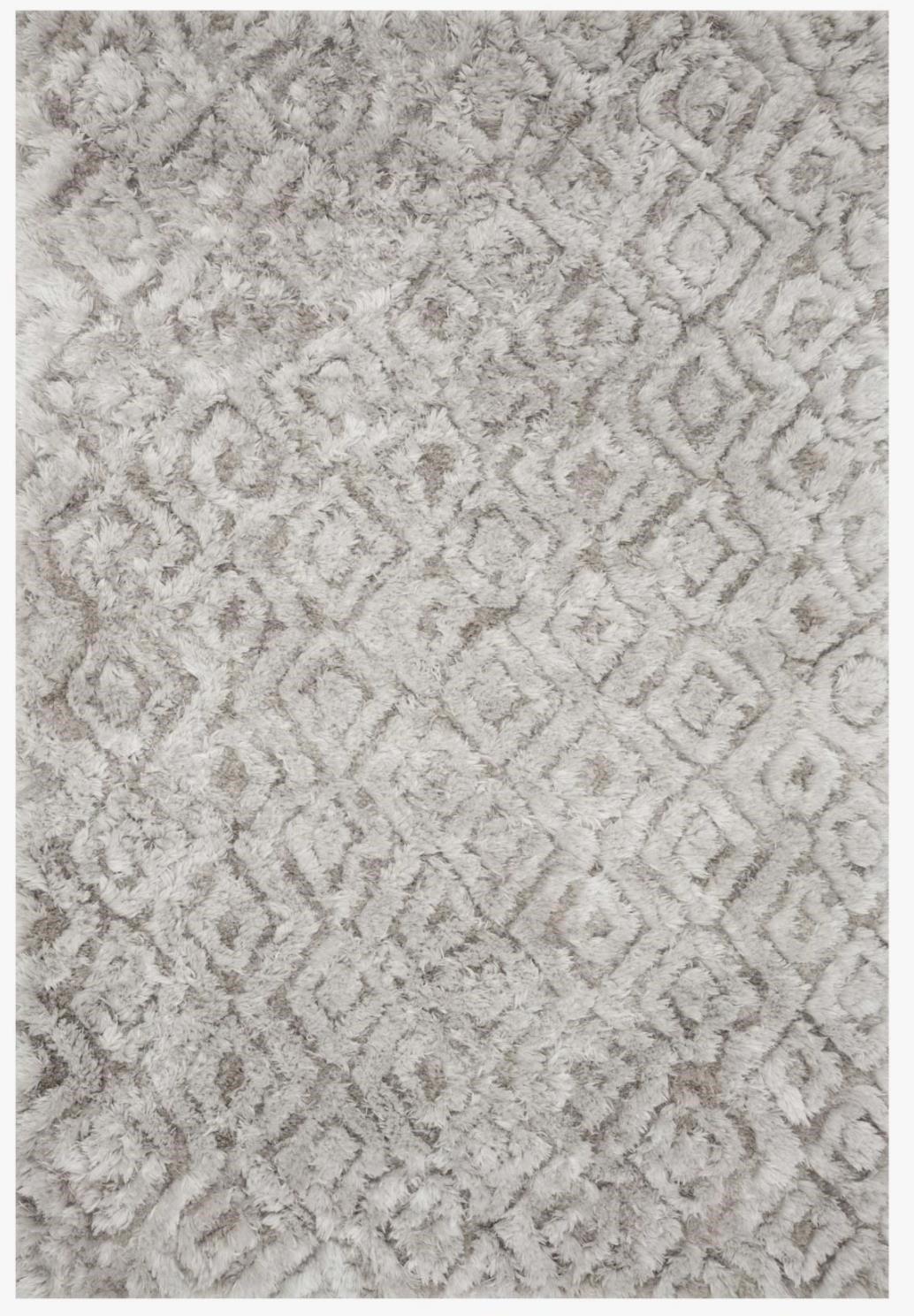 5 X 7-6 Silver Area Rug