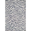 "Loloi Rugs Cassidy 7'-6"" x 9'-6"" Area Rug - Item Number: CASSHCD03IVGY7696"