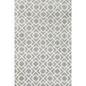"""Loloi Rugs Charlotte 7'-6"""" x 9'-6"""" Area Rug - Item Number: CHARCT-01AS007696"""